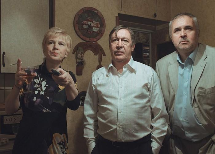 Кадр из фильма «Москва никогда не спит»./ Фото: delfilm.ru