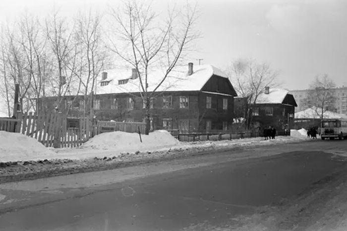 Деревня Кожухово.