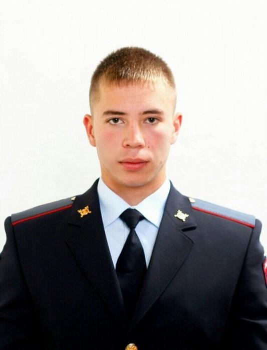 Сержант Данил Максудов.
