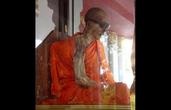 Живой Будда.