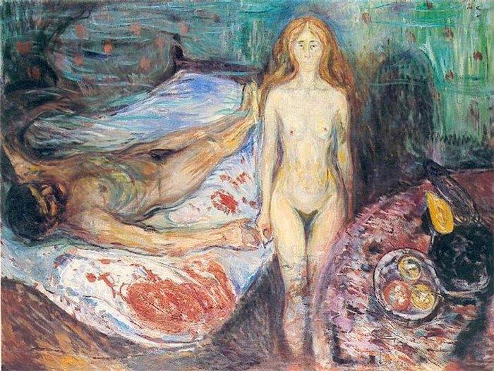 Самые страшные картины великих художников