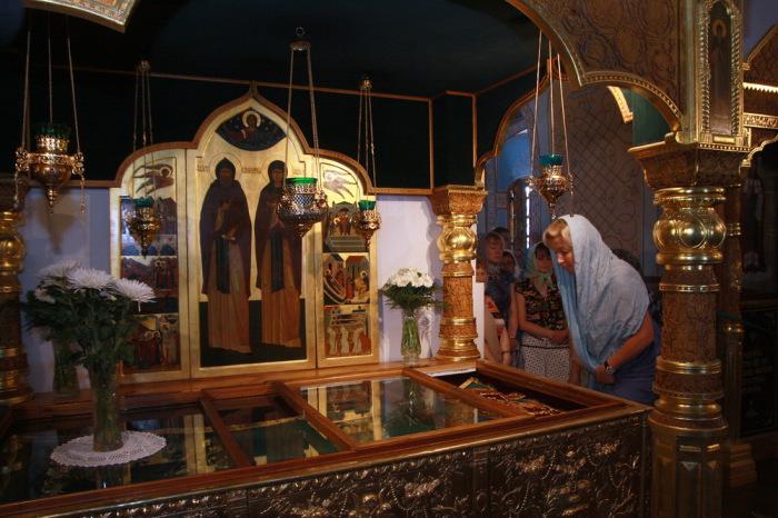 Храм в Муроме.
