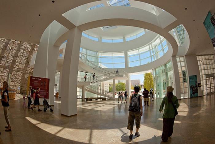 <br>Музей Пола Гетти, Лос-Анджелес