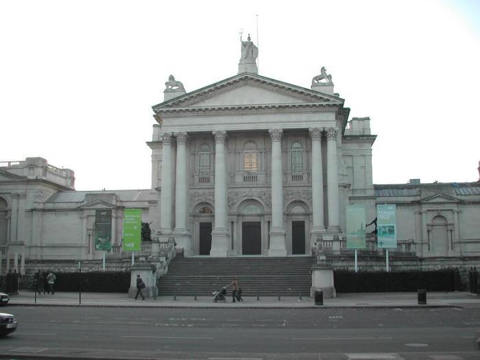 Галерея Tate, Лондон