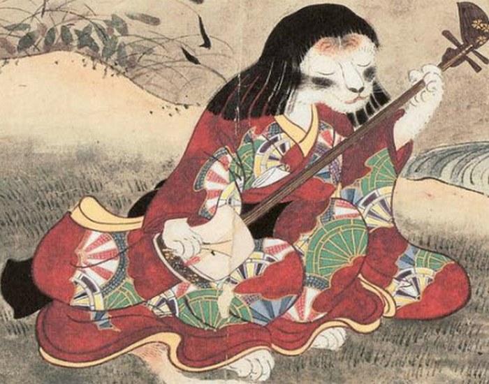Некомата и другие мистические кошки.