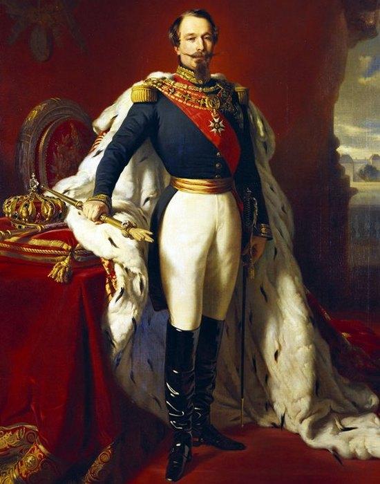 Наполеон III / Фото: juglaris.org