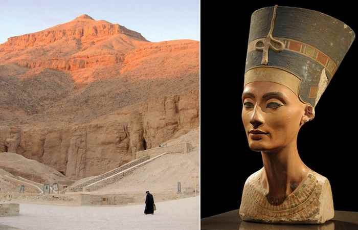 Тайна могилы Нефертити раскрыта?