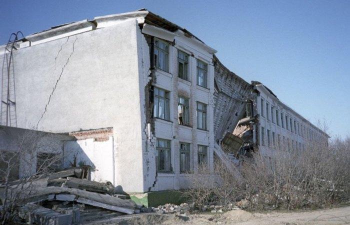 Нефтегорская школа./ Фото: rosexpertpravo.ru