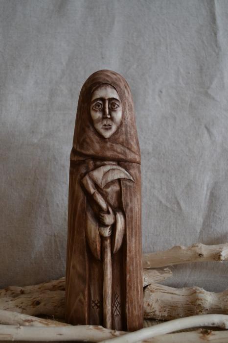 Мара-Маревна - славянская Богиня. / Мастер Николай Родионов.