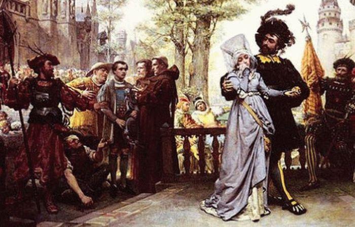 10 забавных исторических фактов «про это».