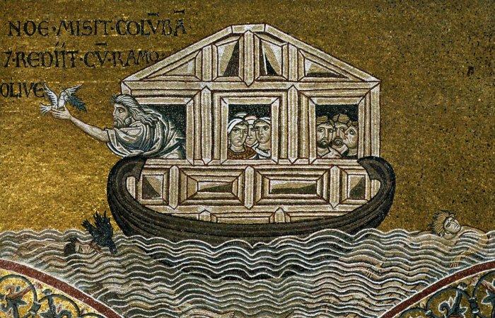 10 весомых доказательств того, что библейский потоп действительно мог произойти