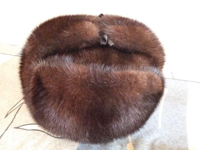 Норковая шапка как признак благосостояния.