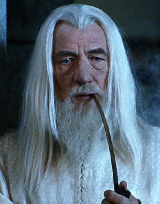 Гэндальф срисован с Одина./фото: hypable.com