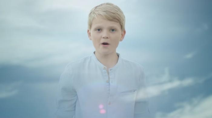 Aksel Rykkvin - норвежский мальчик с удивительным сопрано.