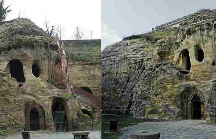 Пещеры Ноттингема.