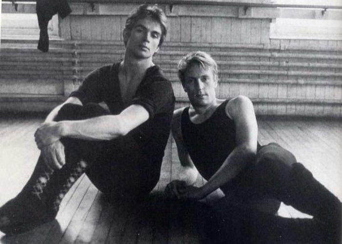 Два великолепных танцора. / Фото: subscribe.ru