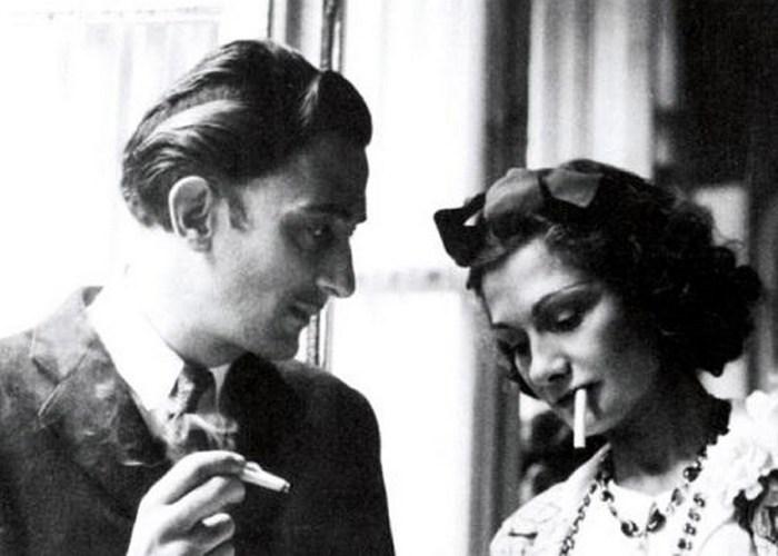 Коко Шанель и Артура Кейпела. / Фото: luxuryactivist.com