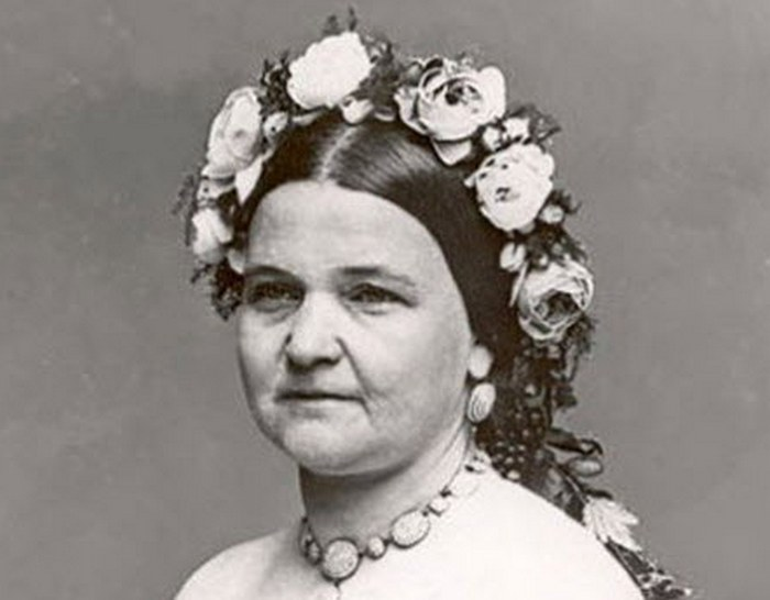 Мэри Тодд Линкольн.