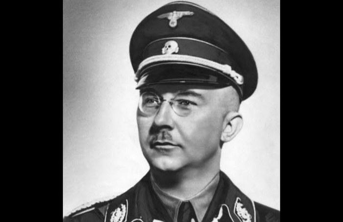 Генрих Гиммлер.