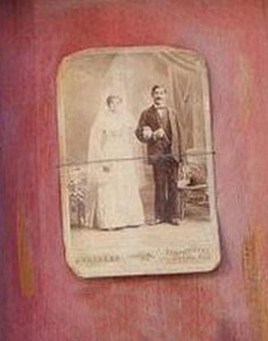 Фотография из ящика.