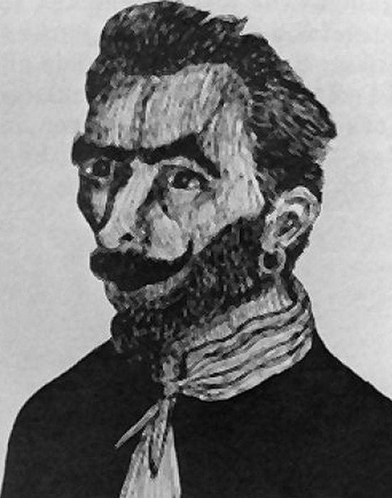 Брошюра 1900 года.Хосе Гаспар.
