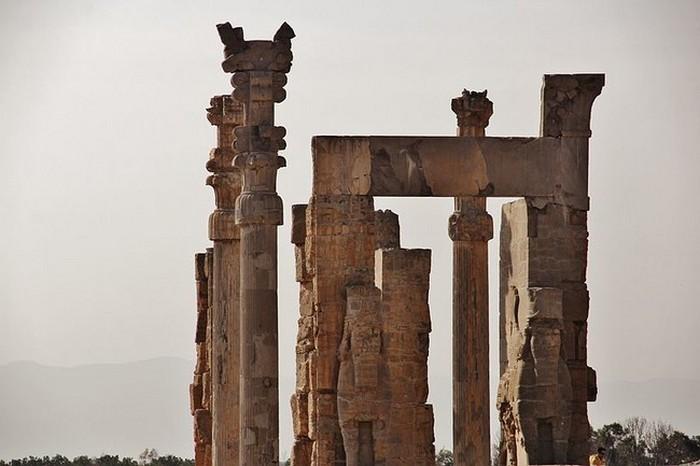 Персеполь и другие удивительные древние города.
