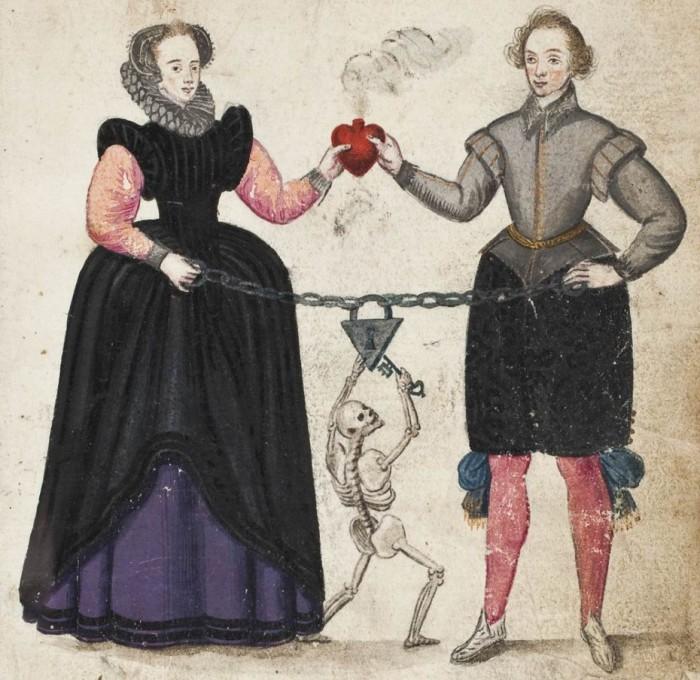 Просто небольшой любовный пост или выход отношений на новый уровень?
