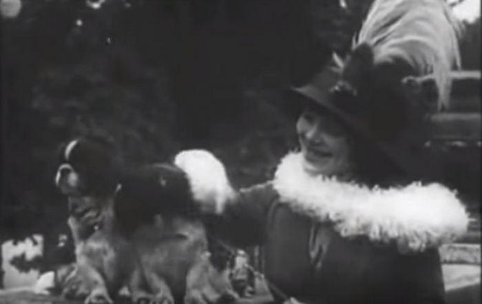 Фильм из 1912 года.