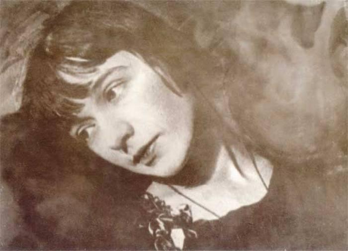 Ольга Гильдебрандт-Арбенина - муза и страсть Мандельштама.
