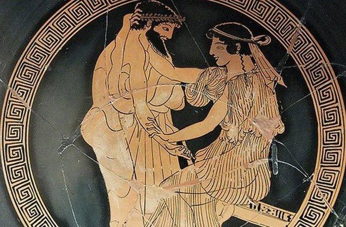 Олимпийские игры: массовая проституция.