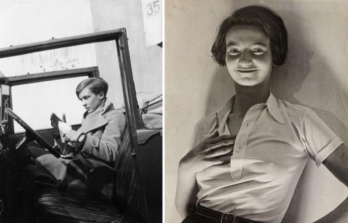 Девушки-сорванцы из 1930-х.