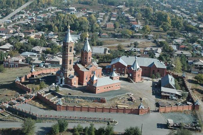 Орская крепость.