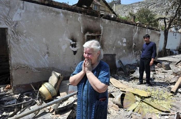 жертва русских погромов