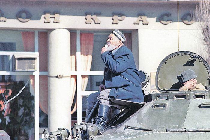 урюк на танке