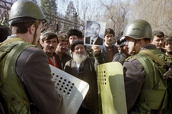 таджикские националисты