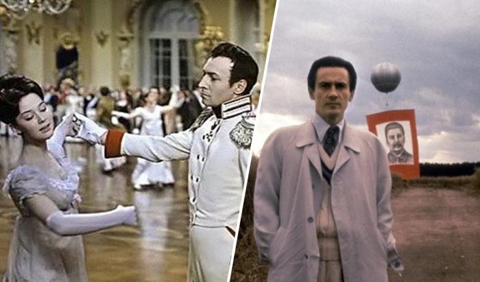 Российские фильмы, которые были номинированы на «Оскар»