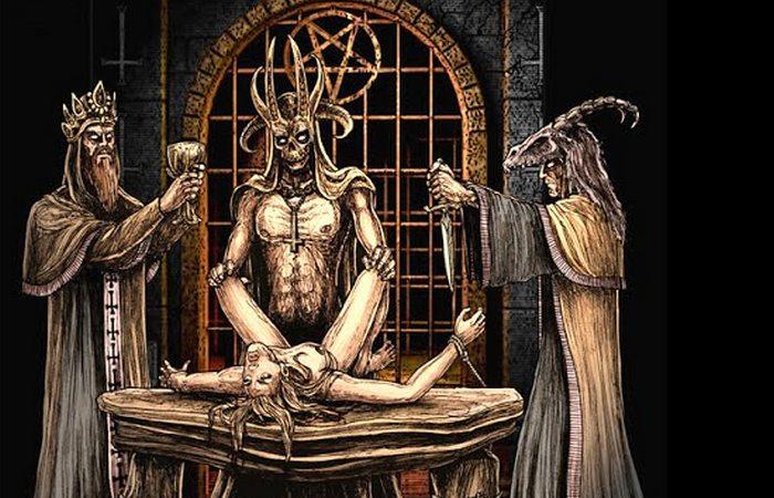 Сатанинское ритуальное насилие.
