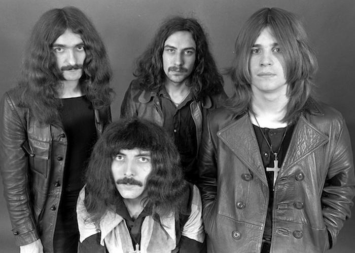 Оззи и Black Sabbath. / Фото: 5rocks.ru