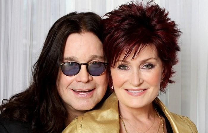 Оззи и Шерон Осборн: счастливы вместе. / Фото: nevesta.dn.ua