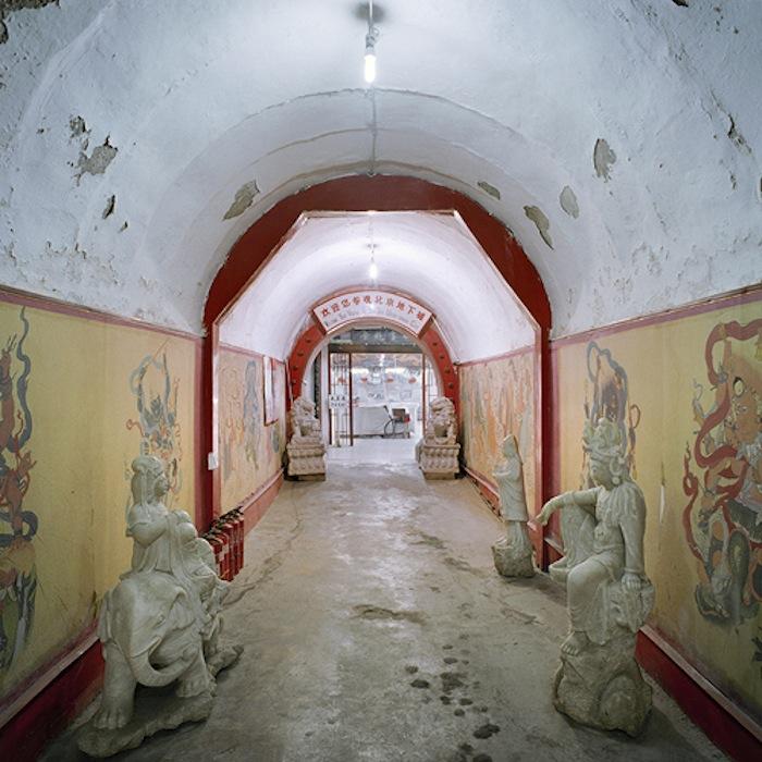 Підземне місто під Пекіном - спадщина епохи Мао Цзедуна.