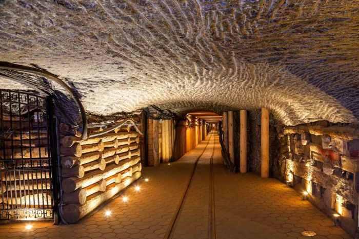 Подземные шахты Велички.