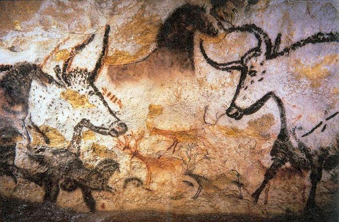 Пещера Ласко.