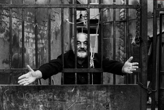 Сергей Параджанов и другие знаменитости, оказавшиеся в заключении.