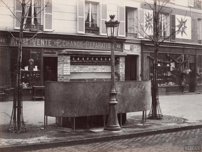 Такая неожиданная архитектура Парижа.