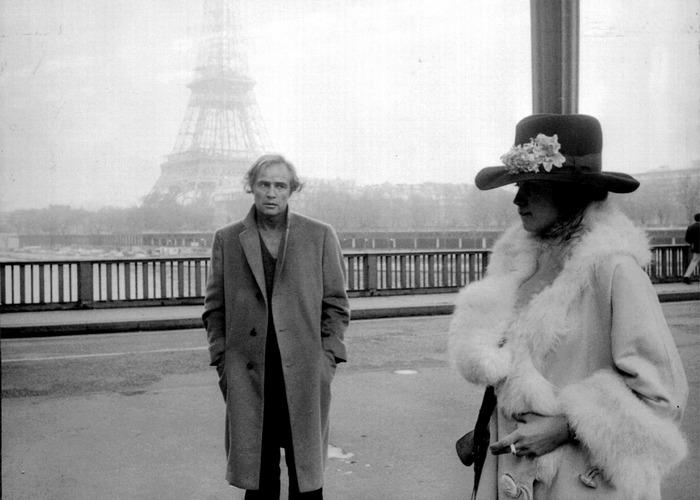 Кадр из фильма «Последнее танго в Париже»./ Фото: bobfilm.tv