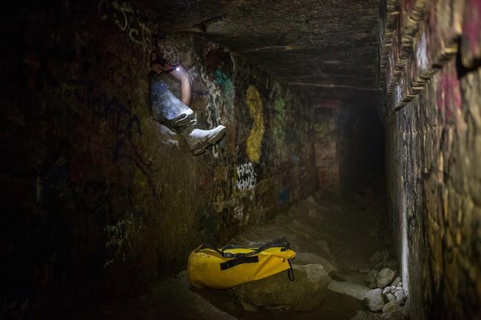 Путь в катакомбах не легок. Фото:messynessychic.com