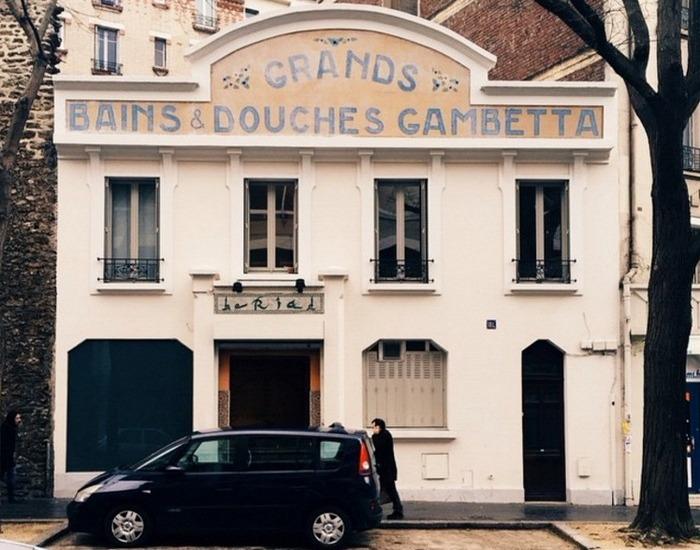 Первые бани стали для парижан больше роскошью, чем средством гигиены.