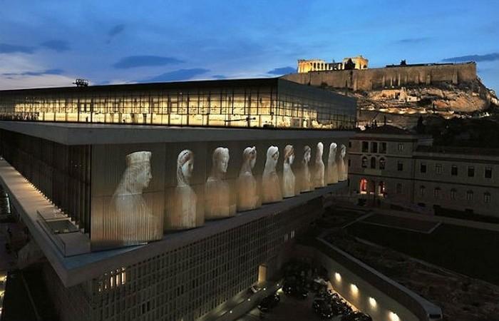 Музей Акрополя.