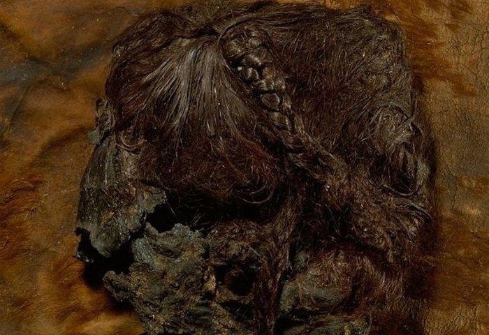 Торфяная женщина из Эллинга.