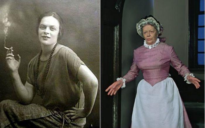 Татьяна Ивановна Пельцер - бабушка всего СССР.